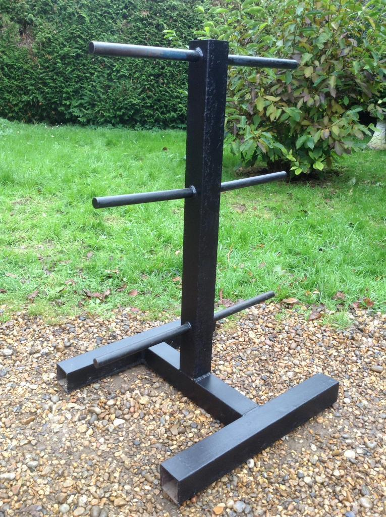 Heavy Duty Standard Weights Tree (Delivery Available)