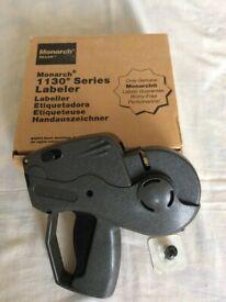 BRAND NEW AND BOXED Monarch Paxar 1130 Price Gun