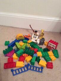 Lego Duplo - my first zoo set