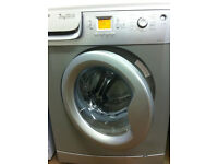 Beko WME7242S 7kg 1400 Spin Silver LCD A+A Rated Washing Machine 1 YEAR GUARANTEE FREE FITTING