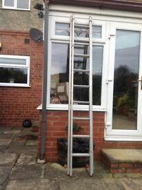 2.5 metre extension ladders
