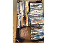 60 + Disney, Dreamworks and other Children and Family original DVDs -
