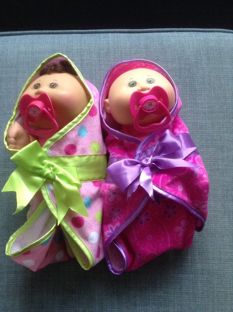 Cabbage patch baby's