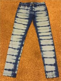 Michael Kors Skinny Jeans Size 8