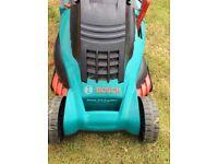 BOSH Rotak 370 Ergoflex 1400 w Lawn Mower
