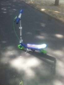 Space Scooter good condition