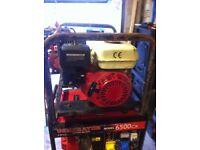 Honda 3200 Generator. 2.7Kva. £85.
