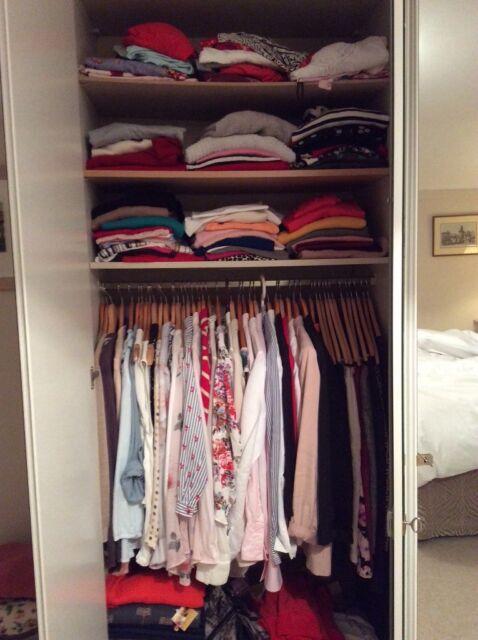 watch bd916 53cb3 Ikea wardrobe - 210cm wide x 220cm high - FREE FOR ...