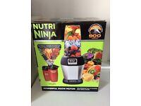 Nutri Ninja Smoothie Blender
