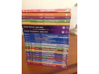 22 Brand new Mills and Boon paperbacks