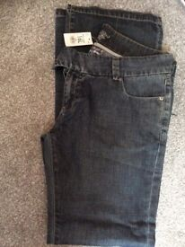 Brand new jeans size 16