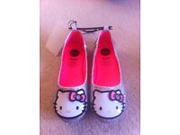 Hello Kitty Girls Shoes