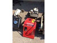 Honda EU26i Generator All Parts