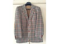 100% wool sports jacket - 38 short