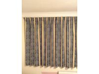 Matching Curtains for lounge window and patio door