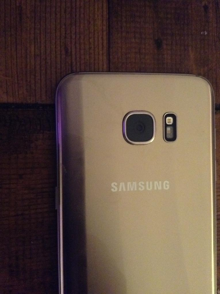 Samsung s7 edge for sale on EE