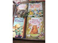 4 ladybird story books