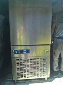 blast chiller for sale in stainless steel good working order
