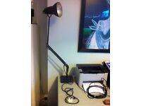 Vintage Early Design Herbert Terry Redditch Anglepoise Lamp Retro Industrial