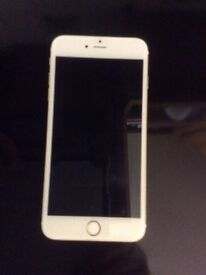 Apple iPhone 6 Plus 64GB 5.8 inch screen