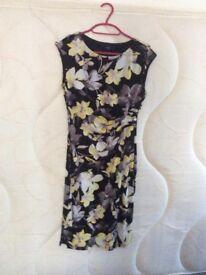 M & Co Flowered dress