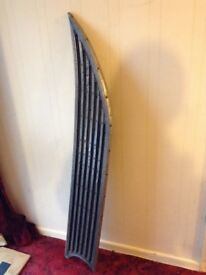 O/S Running board for Lagonda 2L, 3L, 16/80. Circa 1932-34 cycle wing, tear drop.