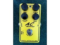 Xotic Effects AC Booster Pedal For Sale