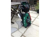 Powerful qualcast jet wash for sale used only 3 times