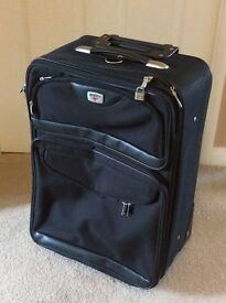 Two Antler Suitcases