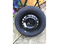Vauxhall Corsa Wheel and Tyre