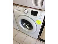 Samsung EcoBubble 8kg 1400spin Washing Machine with 4 MONTHS WARRANTY