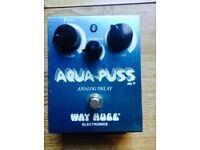 Aqua Puss analogue delay for sale
