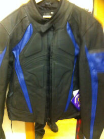 LEATHER JACKET NEW MILANO SPORT