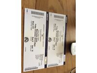 U2 Tickets experience & innocence tour 2018 Manchester Arena Friday 19th Oct 2018