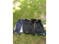 Men's Nike long board shorts basketball gym shorts M L