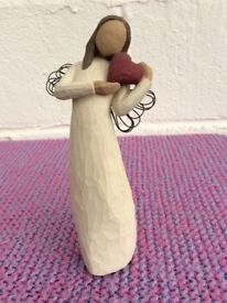 WILLOW TREE ANGEL ORNAMENT AS NEW