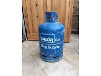 15KG Calor Gas Bottle(nearly half full)