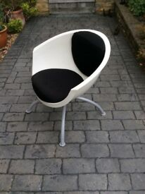 Gubbo ikea chair from 1990s in amazing condition a really cool retro looking piece, washable covers.
