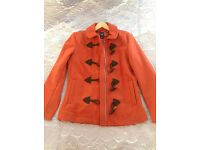 Lovely GAP Duffle coat 78% wool size XS