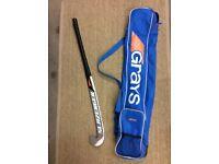 Carbon fibre Slazenger hockey stick