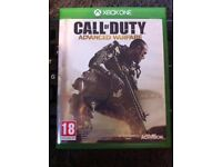 CALL OF DUTY ADVANCED WARFARE (COD AW) (AW) XBOX ONE