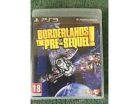 Borderlands The Pre-Sequel PS3