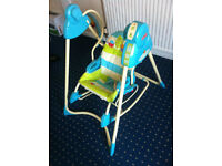 Fisher Price swing rocker