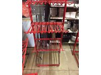 coke 2 liter bottle stand 72 bottle max