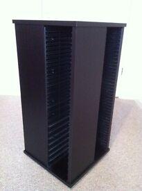 CD Storage Unit - Rotating