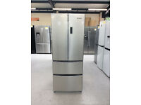 Hoover HMN7182IXUK 70cm American-Style 4-Door Fridge Freezer #359176