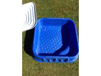 Plastic Sand box