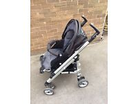 Maxi-cosi Loola baby stroller and carrycot