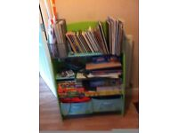 Bookcase and storage from Early Learning Centre