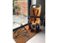 Topeak Babysitter II Child's rear mounted frame bike seat for sale